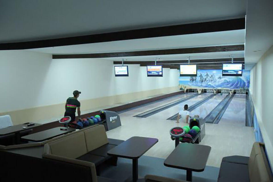 Centru Bowling - Vox Maris Grand Resort | Costinesti - www.voxmaris.ro
