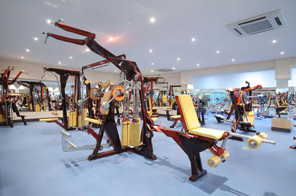 Centru Fitness - Vox Maris Grand Resort | Costinesti - www.voxmaris.ro