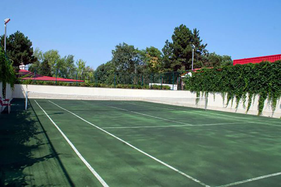 Tenis de camp - Vox Maris Grand Resort | Costinesti - www.voxmaris.ro