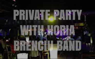 Private Party with Horia Brenciu Band - Vox Maris Grand Resort | Costinesti - www.voxmaris.ro